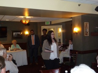 Speaking to the Greater Lowell community